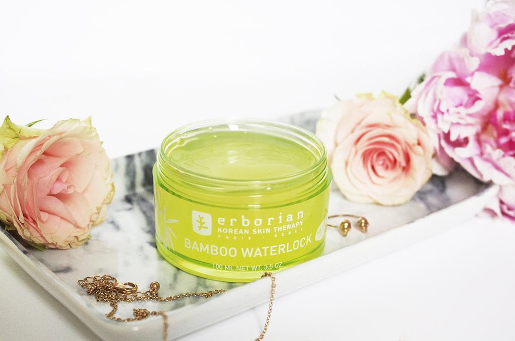 Elizabeth l Korean Beauty face water masks l Erborian Bamboo Waterlock La Neige Water Sleeping Masks l THEDEETSONE l http://thedeetsone.blogspot.fr