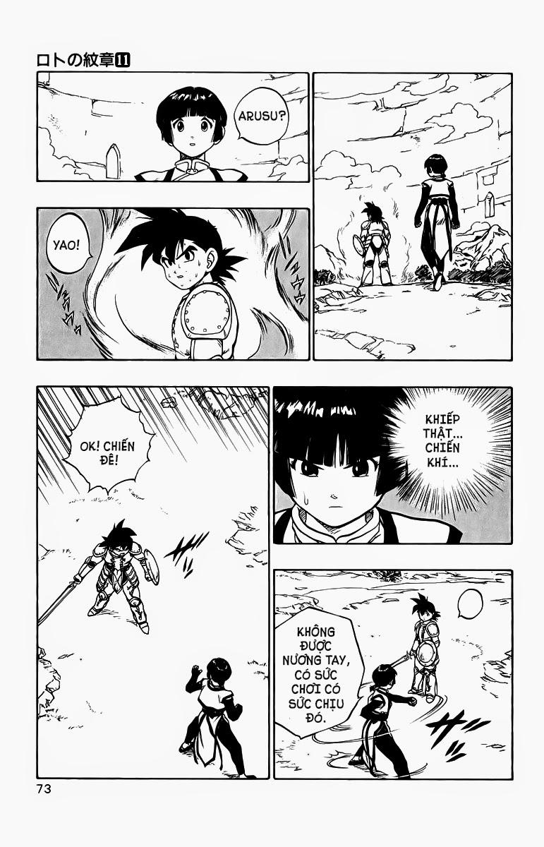 Dragon Quest: Emblem of Roto chap 39 trang 24