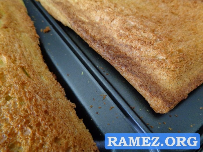 Ulasan Pemanggang Roti Heles Sandwich Bread Toaster