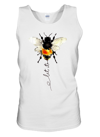 Let it bee let it be bee hippie bee T Shirts Hoodie Sweatshirt