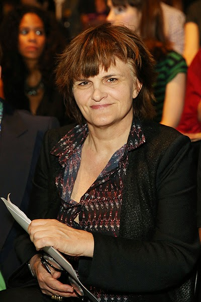 Cathy Horyn goes from The New York Times