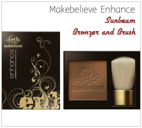 Отзыв: Бронзирующая пудра и кисть от Makebelieve Enhance