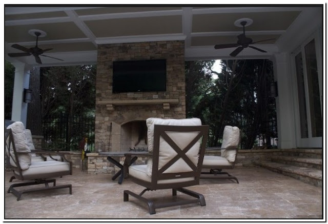 Best Tv For Outside Patio Curtains