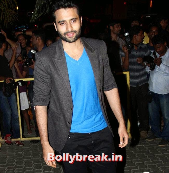 Jackky Bhagnani, Karan Johar Birthday Party Pics 2014