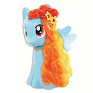 My Little Pony Styling Pony Rainbow Dash Figure by Cartwheel Kids