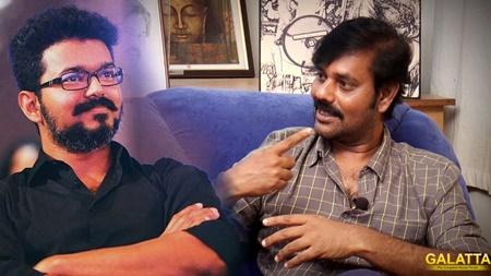 Semaya Nadikuringa Don't Stop Ever | Thalapathy's Advice for Natty