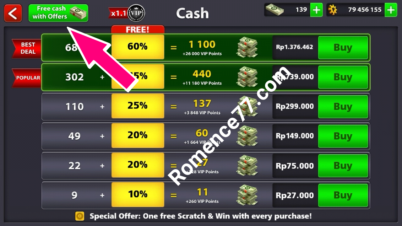 how to win pool cash in 8 ball pool