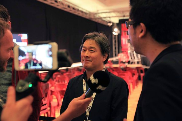 park chan-wook interview
