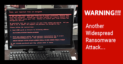 Europol Said: Petya Ransomware is a Fresh Cyber-Attack Likely 'More Sophisticated' Than WannaCry