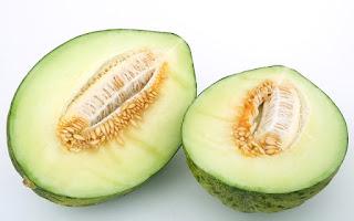 Fruta fresca, melón