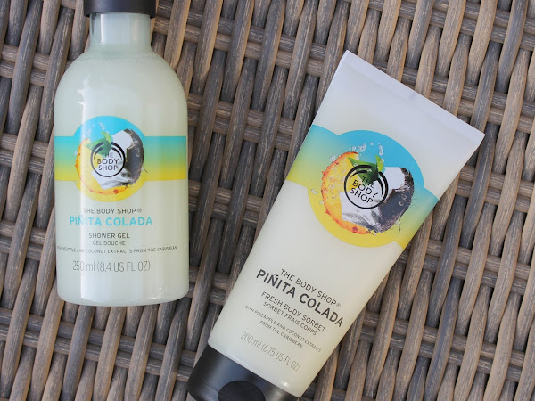 The Body Shop - Pinita Colada