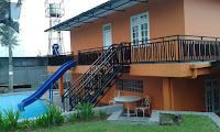 Villa Oren Coolibah Puncak 6 Kamar Kolam Renang Pribadi kapasitas s.d 50 Orang