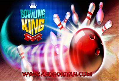 Download Bowling King Mod Apk v1.40.19 Terbaru 2017
