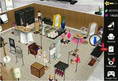 Fashion Empire Boutique Sim APK