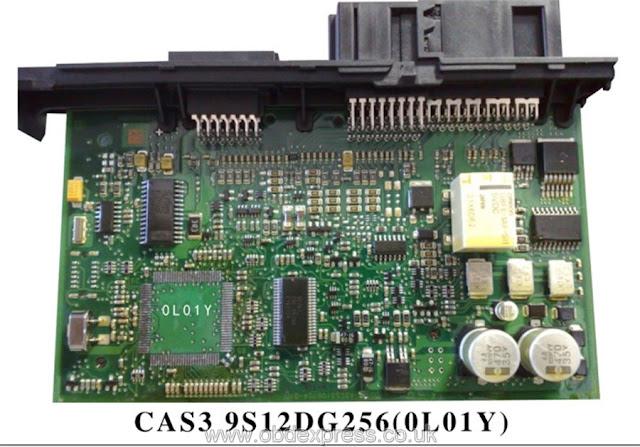 CAS3 9S12DG256 (0L01Y)
