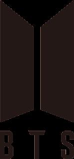 BTS(防彈少年團)(防弾少年団)新ロゴ