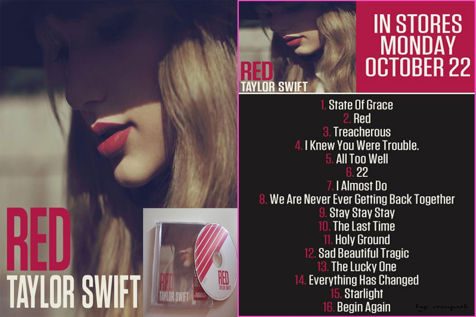TAYLOR SWIFT ALBUM 2012 RED EBOOK DOWNLOAD