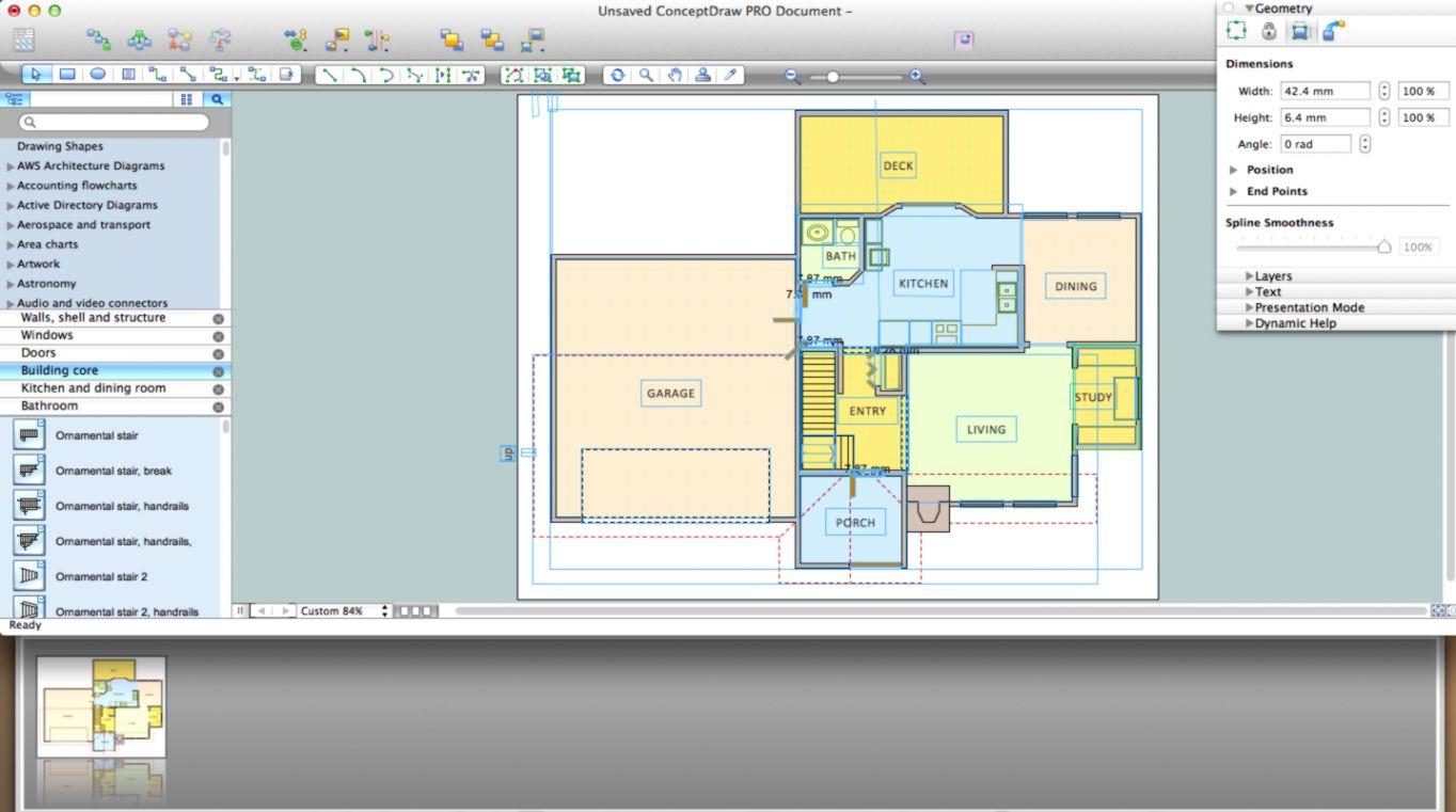home design software mac trial