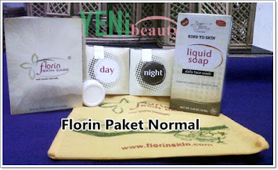 Florin skin care paket normal