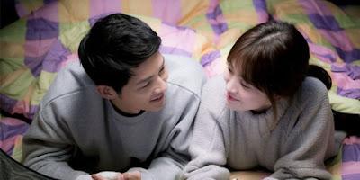 Song Hye Kyo Song Jong Ki Menikah