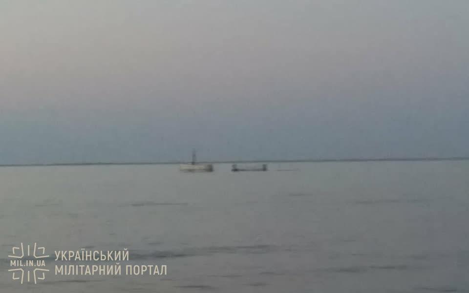 ЗСУ на навчаннях потопили корабель ракетами ЗРК С-125