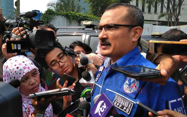 Demokrat Tunggu Perintah Andi Arief untuk Laporkan PSI ke Polisi
