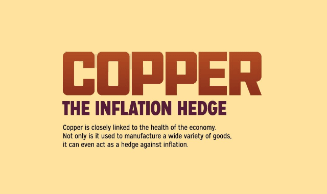 Copper: The Inflation Hedge