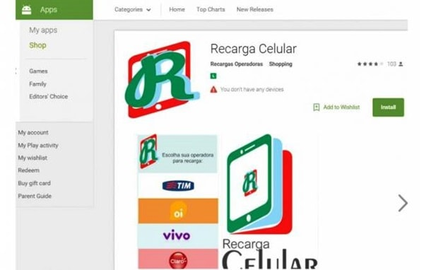 Aplicativo Falso para Android Clona Cartoes de Credito