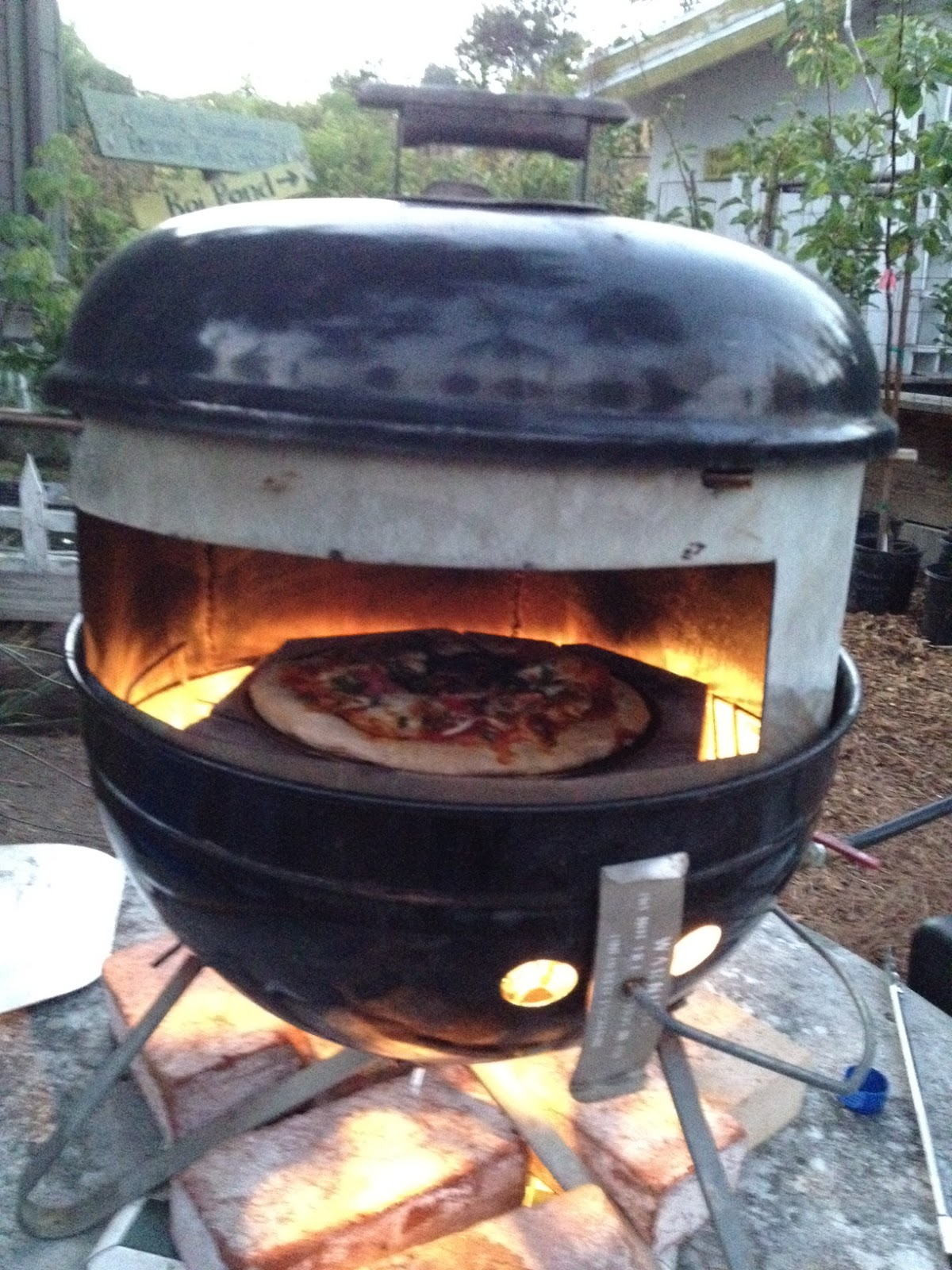 Fly On Little Wing: A Mozzarella Making, Pizza Baking Valhalla