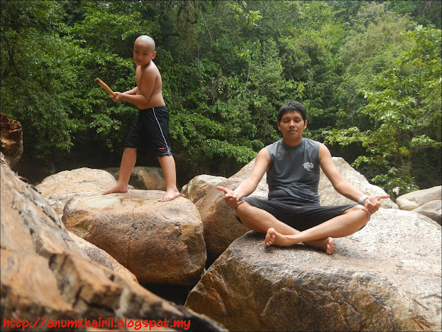 The Berkelah Waterfalls Part 2