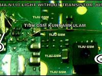 Nokia 110 Light Diagram