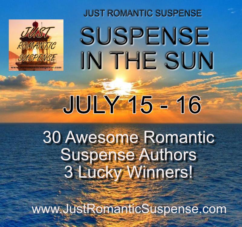 Romantic Suspense: Just Romantic Suspense: JRS GIVEAWAY