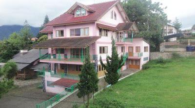 villa istana bunga booking villa murah lembang bandung