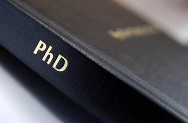 تعرف على الدول التي يحمل مواطنوها أكبر عدد من شهادة الدكتوراه