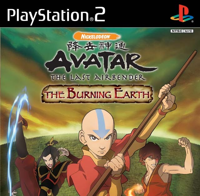 Blog Da Thamires 2: Avatar The Burning Earth