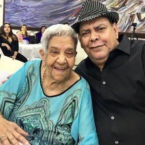 Muere madre de Fernando Villalona
