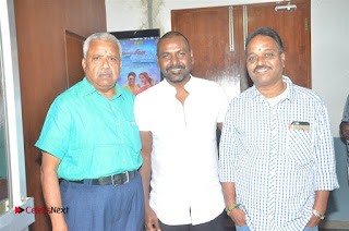 Raai Laxmi Raghava Lawrence Motta Siva Ketta Siva Press Meet Stills  0057.jpg