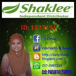 Penjual Shaklee Taiping