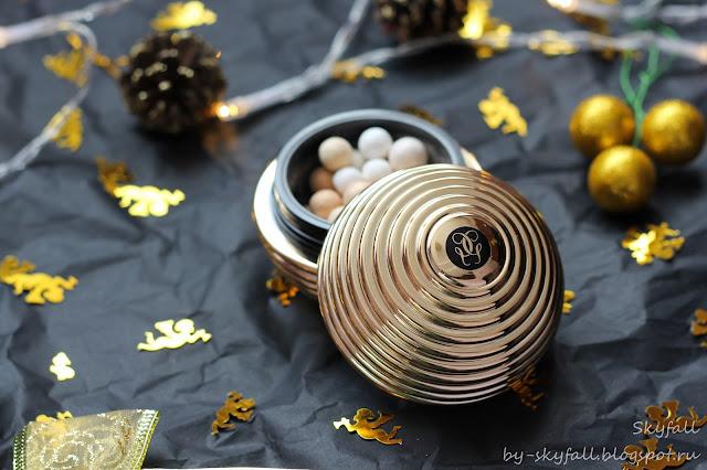 Guerlain Gold Ball Makeup Christmas Collection 2017