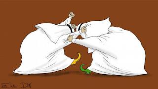 الأخبار الزائفة في أزمة قطر ابطالها اعلاميين اماراتيين وسعوديين ومصريين ؟