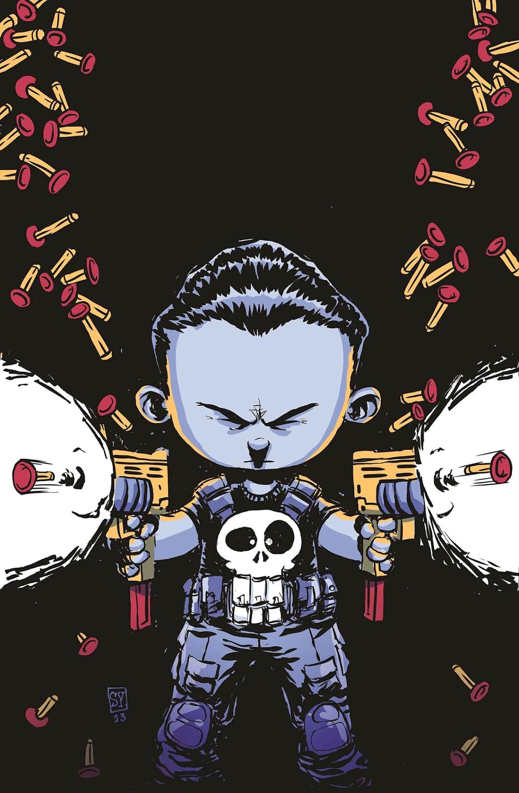 salvador larocca all new punisher 1
