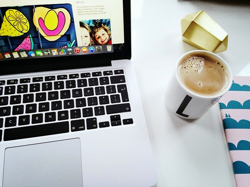 freelancing and creative desk space