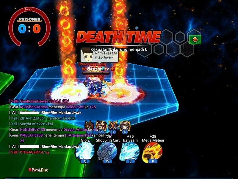 lost saga full patch terbaru