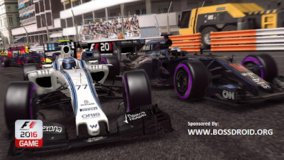 Free Download F1 2016 Mod v0.1.6 APK + Data Android Versi Terbaru