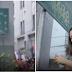 Komunistang babaeng mataba, pinaghahanap na ngayon dahil sa vandalism