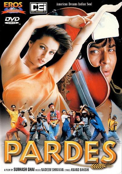 Pardes (1997) Movie Poster