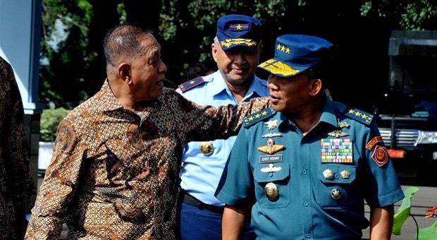 Kasum TNI Hadiri Rakor NDHI di Bali