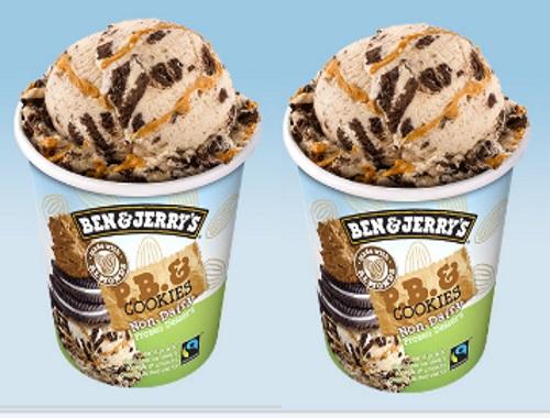 Chickadvisor Ben & Jerry's Non-Dairy Ice Cream #BenJerrysNonDairy