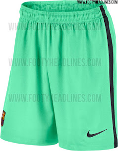 new style f8f5a e31d8 Barcelona 16-17 Third Kit Released - Footy Headlines
