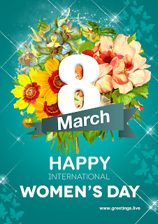 international Women's Day wishes image greetings